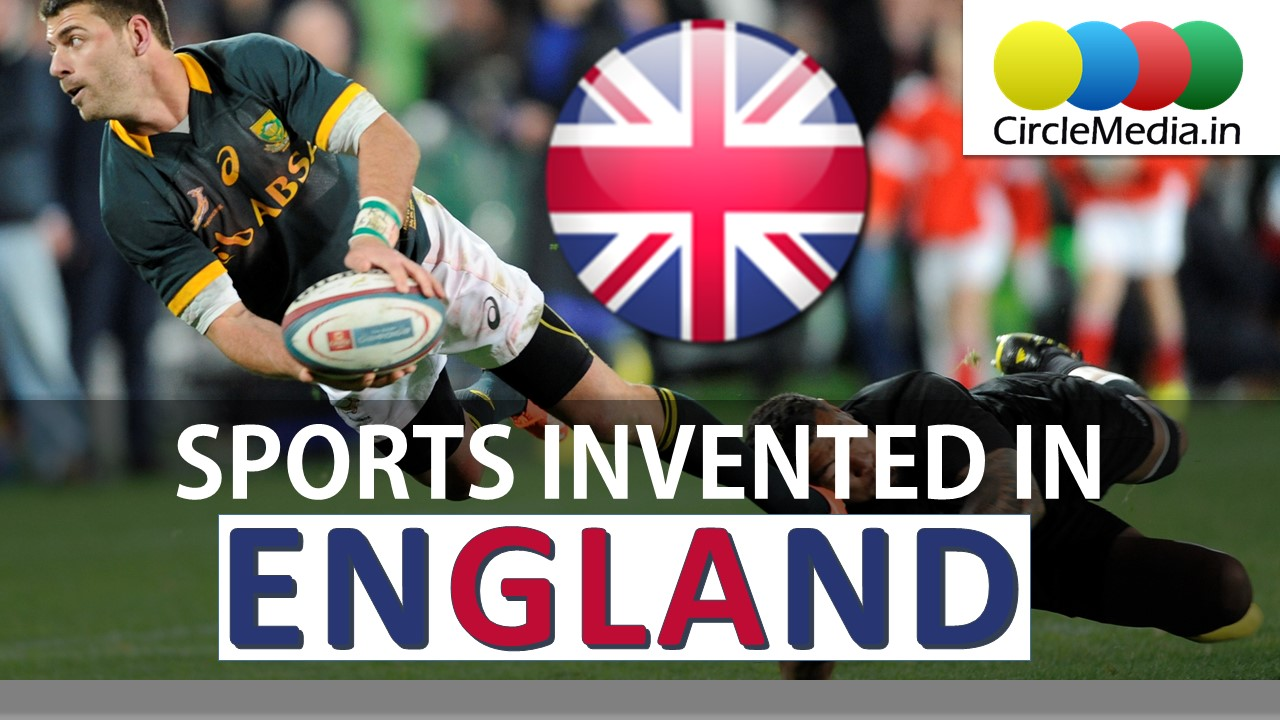 Top 10 sports invented in england | England is Terrible At The Sports It Created | CircleMedia.in
