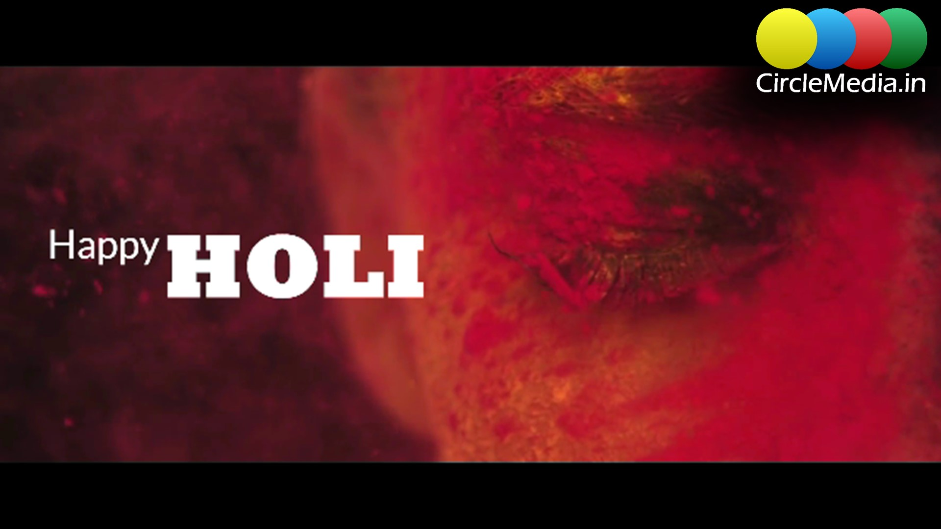 Happy HOLI | CircleMedia.in