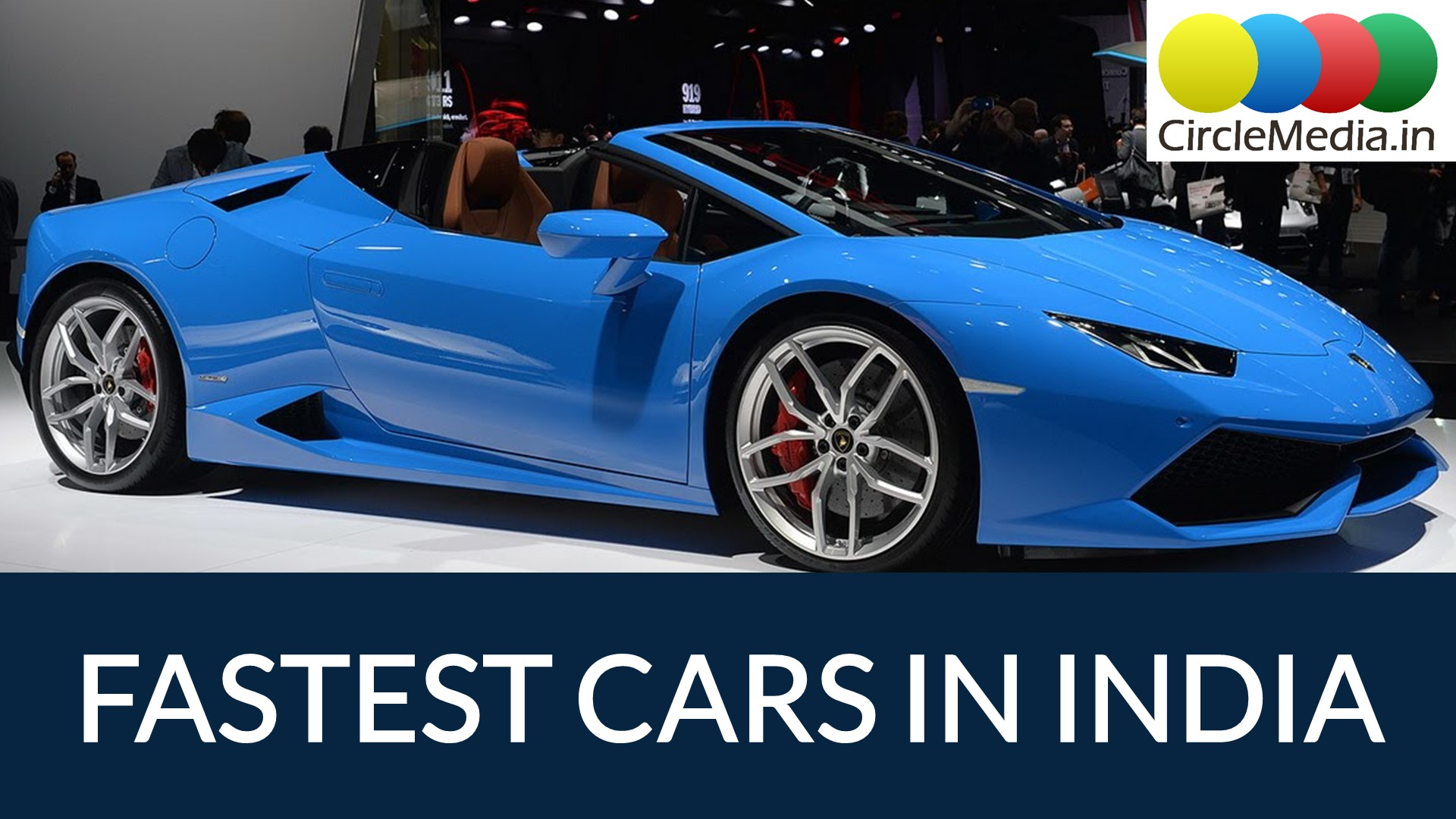 Top 10 Fastest Cars in India | List of sports cars and their top speeds | CircleMedia.in