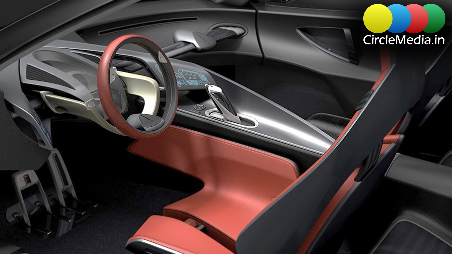 Famous Cars Dashboards and Steering Wheels